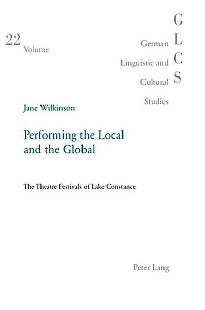 Performing the Local and the Global