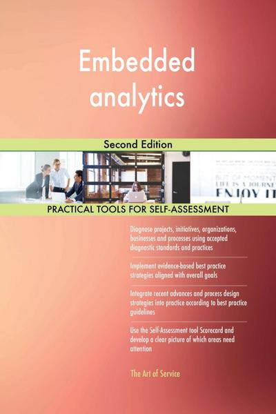 Embedded analytics Second Edition