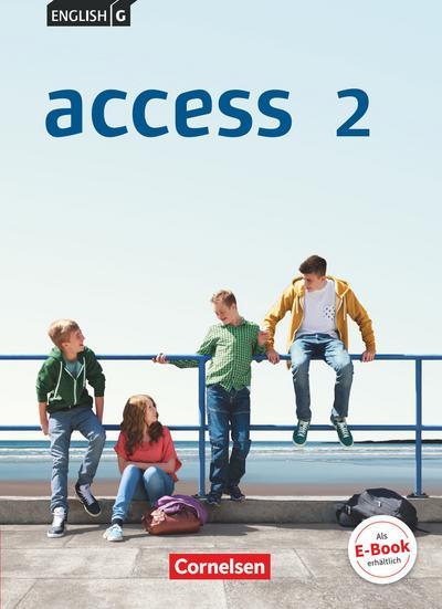 English G Access 2: 6. Schuljahr. Schülerbuch. Allgemeine Ausgabe