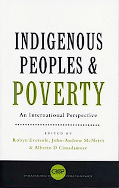 Indigenous Peoples and Poverty
