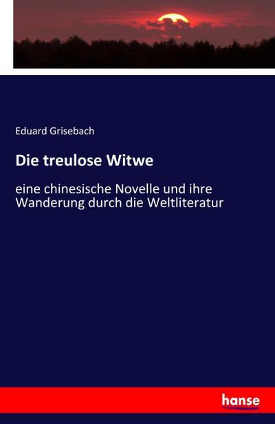 Die treulose Witwe