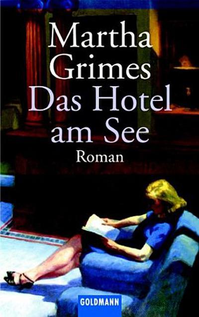Das Hotel am See: Roman