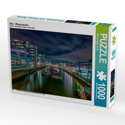 Köln - Rheinauhafen (Puzzle)