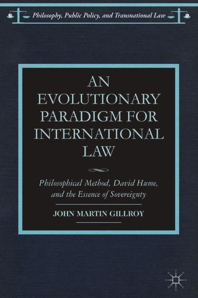 An Evolutionary Paradigm for International Law