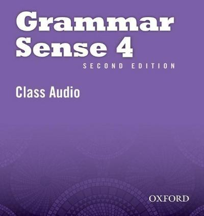 Grammar Sense 4. 2nd edition