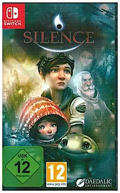 Silence, 1 Nintendo Switch-Spiel (Remastered Edition)