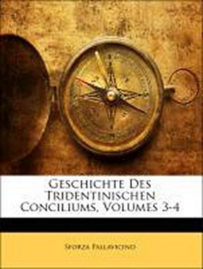 Geschichte des Tridentinischen Conciliums, Dritter Band