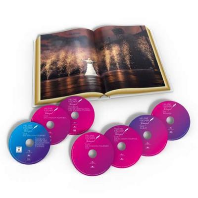 Farbenspiel, Limitierter Bildband mit den größten Momenten, m. 4 Audio-CDs + 2 DVDs + 1 Blu-ray