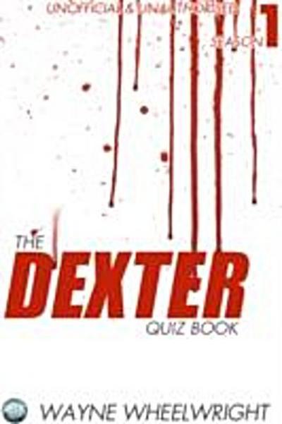 Dexter Quiz Book Season 1
