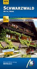 Schwarzwald Mitte/Nord MM-Wandern Wanderführe ...