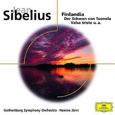 Finlandia - Der Schwan von Tuonela - Valse triste, 1 Audio-CD