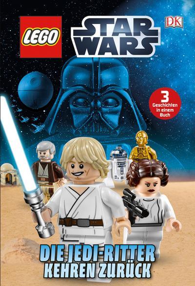 LEGO® Star Wars™™ Die Jedi-Ritter kehren zurück; Deutsch; ca. 130 farbige Abbildungen