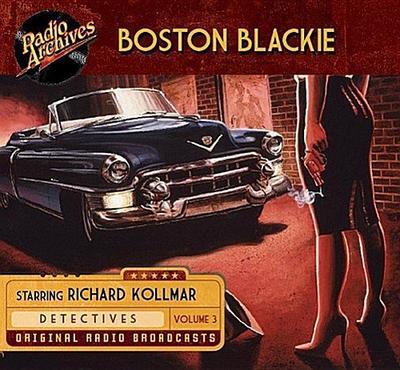 Boston Blackie, Volume 3