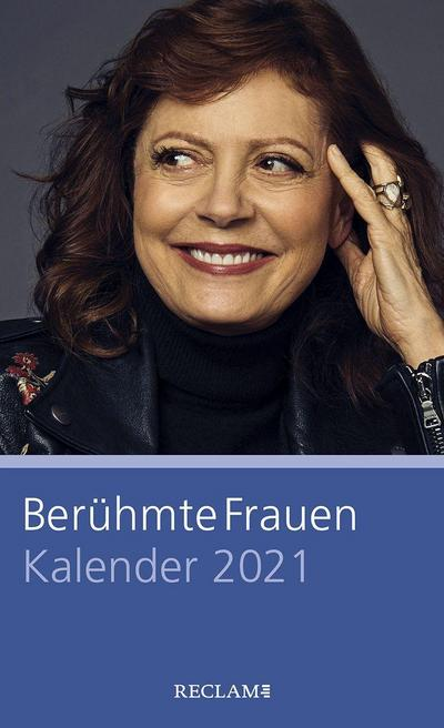 Berühmte Frauen. Kalender 2021