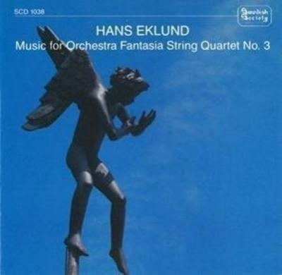 Music for Orchestra/Fantasia/String Quartet