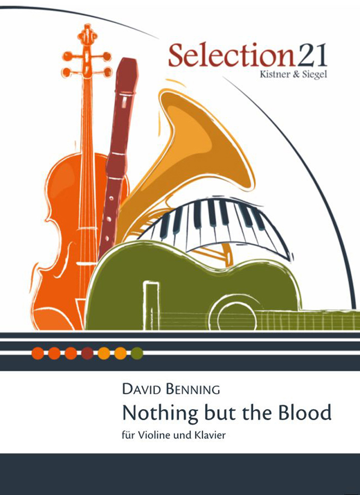 Nothing but the Blood David Benning