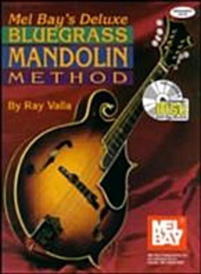 Deluxe Bluegrass Mandolin Method
