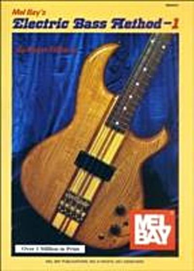 Electric Bass Method, Volume 1, French Edition