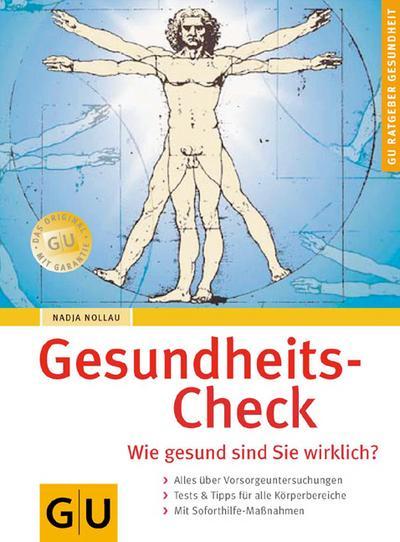 Gesundheits-Check. GU Ratgeber Gesundheit