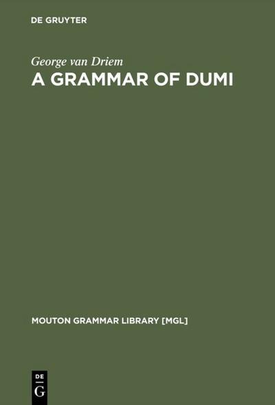 A Grammar of Dumi