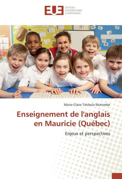 Enseignement de l'anglais en Mauricie (Québec)