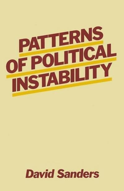 Patterns of Political Instability