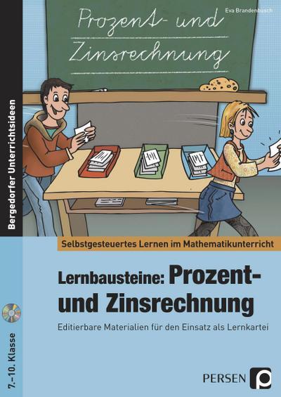 Lernbausteine: Prozent- und Zinsrechnung