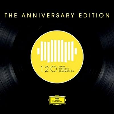 DG120 - The Anniversary Edition, 121 Audio-CD + 1 Blu-ray (Limited Edition)
