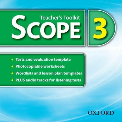 Scope: Level 3. Teacher's Toolkit
