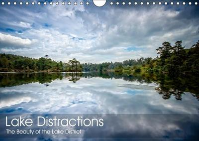 Lake Distractions (Wall Calendar 2019 DIN A4 Landscape)