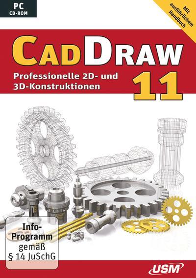 CAD Draw 11, CD-ROM