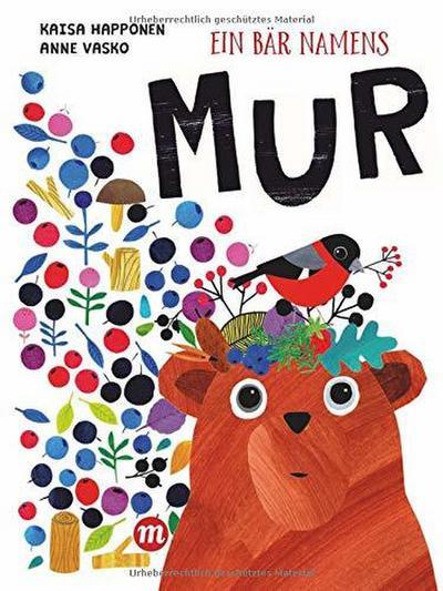 Ein Bär namens MUR