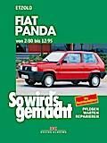So wird's gemacht. Fiat Panda 2/80 bis 12/95