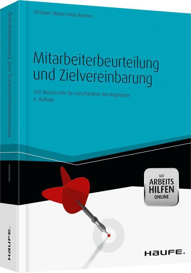 Mitarbeiterbeurteilung und Zielvereinbarung - mit Arbeitshilfen online, Chr ...