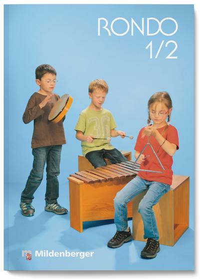 RONDO 1/2 Schülerbuch. Ausgabe Bayern