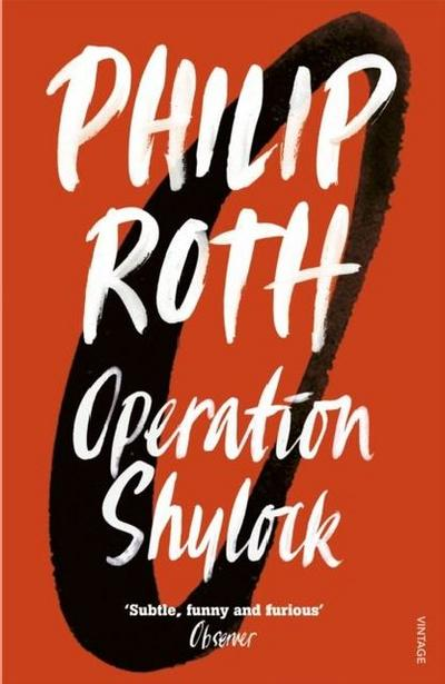 Operation Shylock, engl. ed.