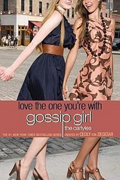 Gossip Girl, The Carlyles 4: Love the One You're With