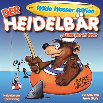 Der Heidelbär, Das Tier im Wort (Kartenspiel), Wilde Wasser Edition