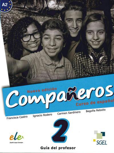 Compañeros Nuevo 2. Lehrerhandbuch