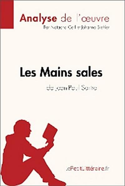 Les Mains sales de Jean-Paul Sartre (Analyse de l'oeuvre)