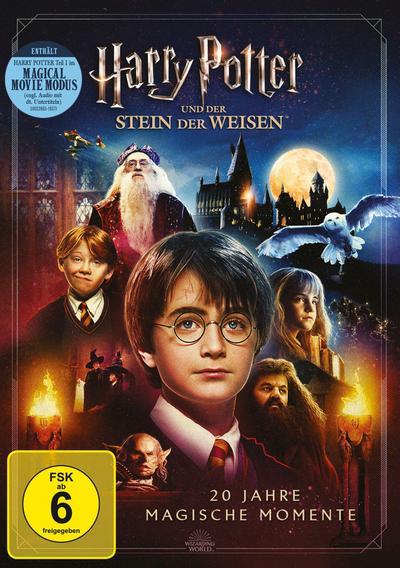 Harry Potter und der Stein der Weisen - Jubiläums-Edition - Magical Movie Mode