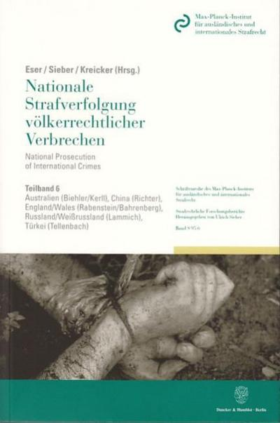 Nationale Strafverfolgung völkerrechtlicher Verbrechen / National Prosecution of International Crimes 6