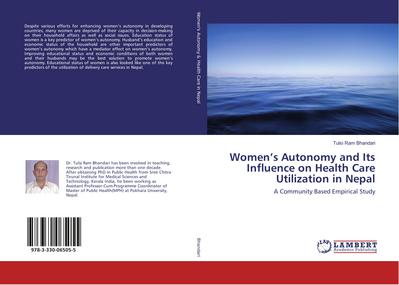 Women's Autonomy and Its Influence on Health Care Utilization in Nepal