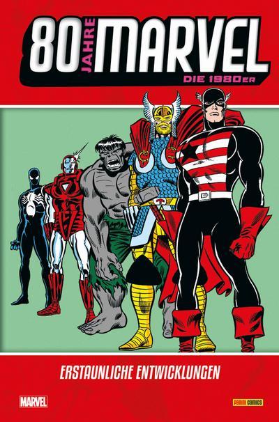 80 Jahre Marvel: Die 1980er