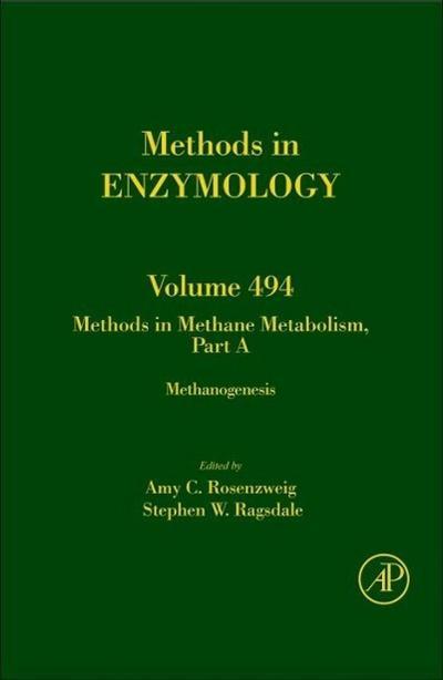 Methods in Methane Metabolism, Part A,494