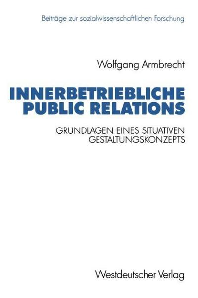 Innerbetriebliche Public Relations