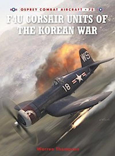 F4U Corsair Units of the Korean War