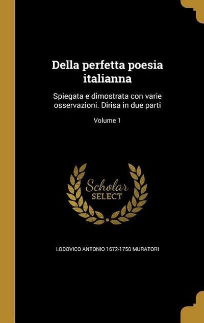ITA-DELLA PERFETTA POESIA ITAL