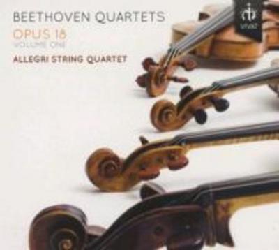 Beethoven Quartette Vol.1: Op.18