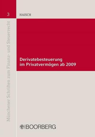 Derivatebesteuerung im Privatvermögen ab 2009